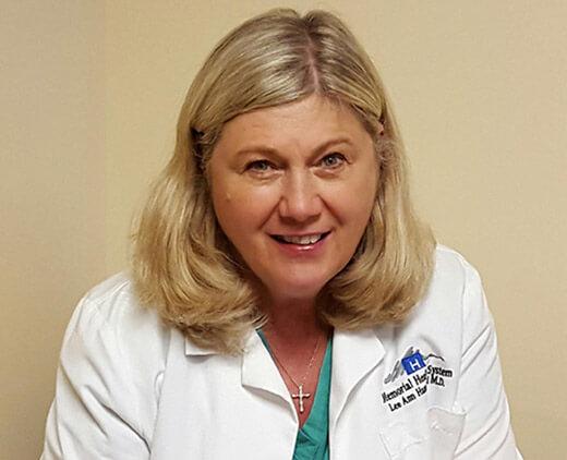 Dr. Lee Ann Hammond